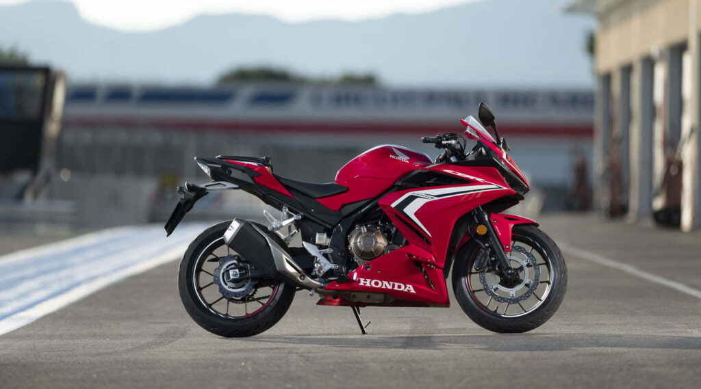 CBR500R Acceleration and Top Speed