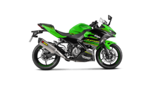 Kawasaki Ninja 400 acceleration from 0-100 km/h and 0-60 mph